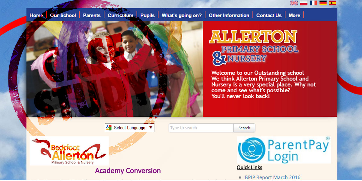 Allerton Primary School and Nursery