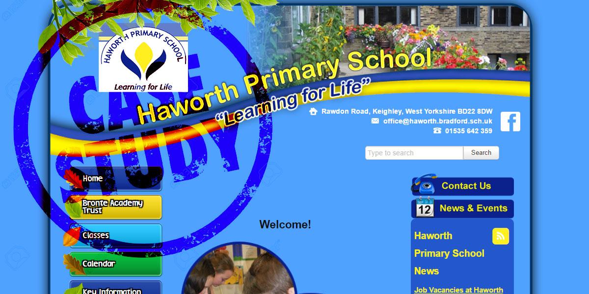 One to One case study – Haworth Primary School
