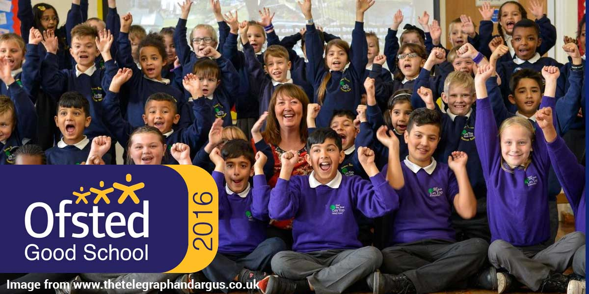 School celebrates its first overall 'GOOD' rating